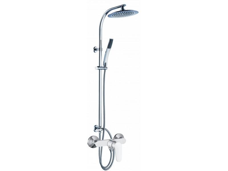 FREJA CHROM BERI Well Sprchový set se sprchovou baterií
