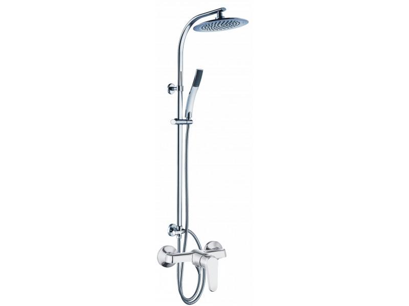 FREJA chrom SIVA Well Sprchový set se sprchovou baterií