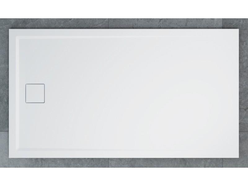 W20A S 080 140 04 Sprchová vanička obdelníková 80×140 cm bílá
