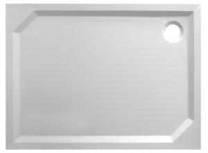 Plovdiv 120×90 Hopa vanička sprchová mramorová
