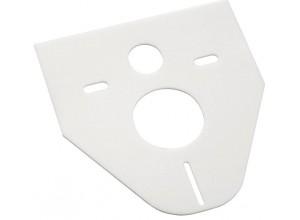 Zvukoizolační podložka pro WC