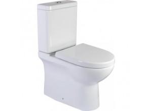 WC TRIA RIMLESS OlsenSpa včetně nádržky a systému se sedátkem Soft-close