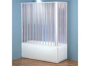 NELA DUO  150 - 170 x 50 - 70 cm Well Vanová zástěna rohová