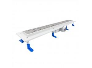 H-800 Well Sprchový odtokový podlahový žlab