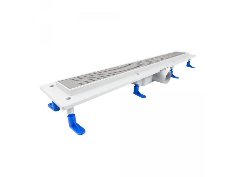H-500 Well Sprchový odtokový podlahový žlab