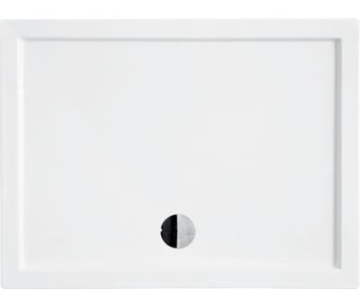 ALPINA 120x80 cm Olsen-Spa sprchová vanička obdélníková akrylátová