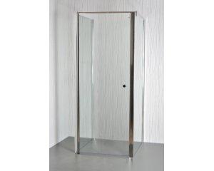 MOON B4 Arttec Sprchový kout nástěnný clear 85 - 90 x 86,5 - 88 x 195 cm