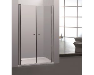 COMFORT 111-115 clear NEW Arttec Sprchové dveře do niky
