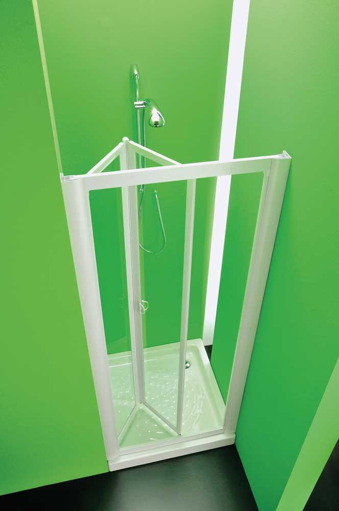 DOMINO 90 - 95 sklo Olsen-Spa sprchové dveře