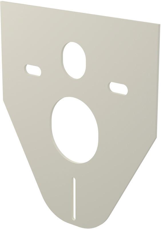 M91 AlcaPlast Izolační deska pro závěsné WC a bidet