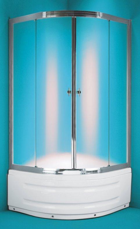 TOLEDO Olsen-Spa sprchový kout s akrylátovou vaničkou