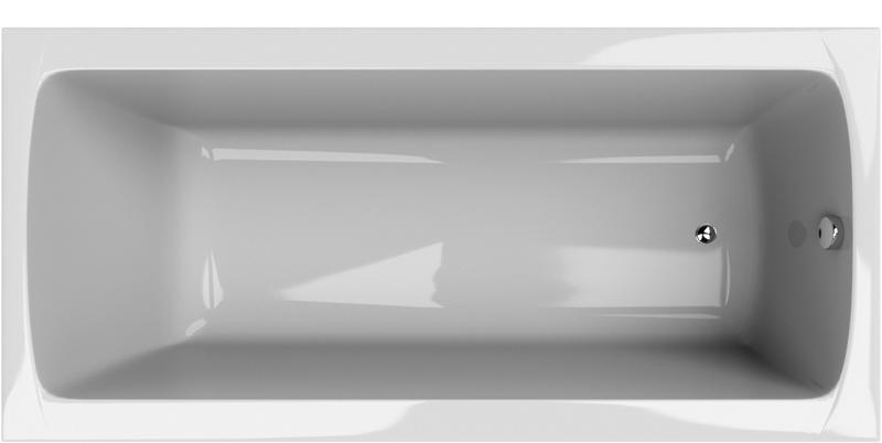 MONZA 160 x 70 Hopa akrylátová vana