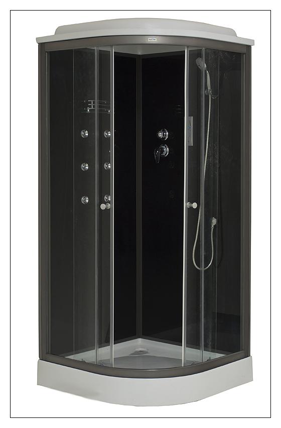SCARLET 80 Arttec masážní sprchový box
