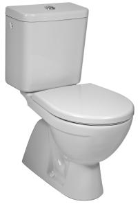 JIKA LYRA PLUS H8263870002413 WC kombi spodní - hluboké splachování, boční napouštění
