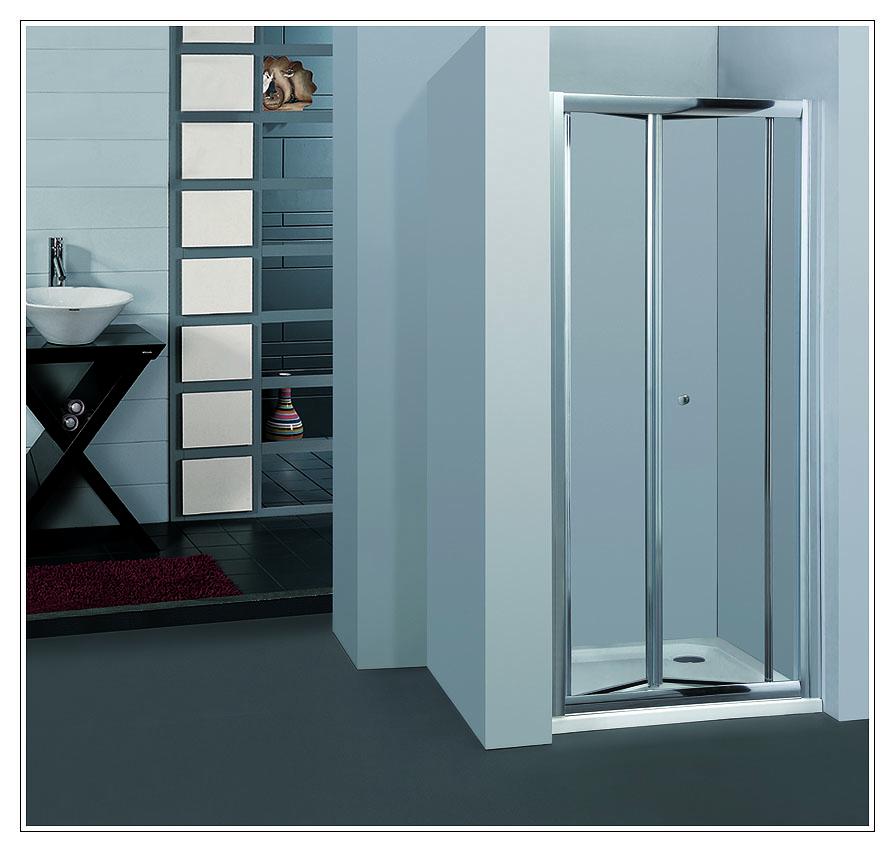MARY NEW Arttec Sprchové dveře do niky-zalamovací dvoudílné