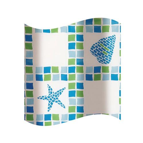 KD02100272 Olsen-Spa koupelnový závěs plast
