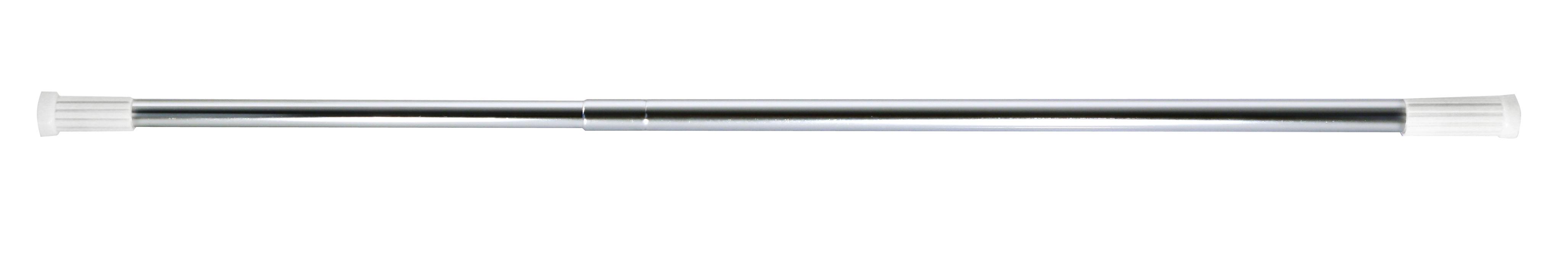 Tyč na sprchový závěs Olsen 70-120 chrom