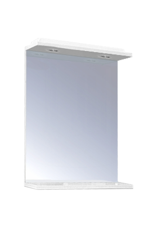 LU 50 x 62,5 Olsen-Spa zrcadlo s osvětlením