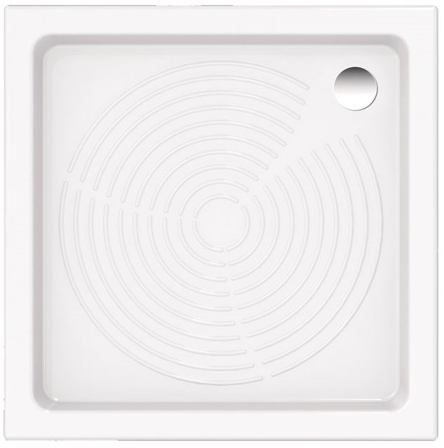 ASTRO 90 × 90 Hopa Vanička sprchová keramická