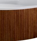 Dřevěný panel čelní classic pro vany HOPA