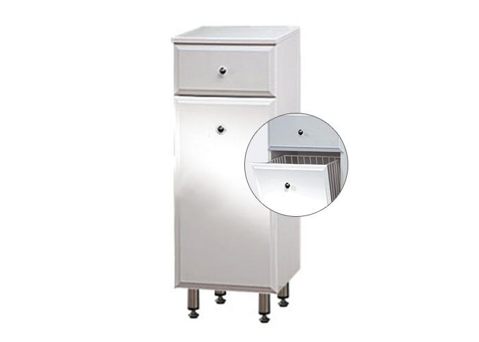 Well BEATA NK 32 ZV W50865 Koupelnová skříňka spodní, závěsná s nožičkami, koš