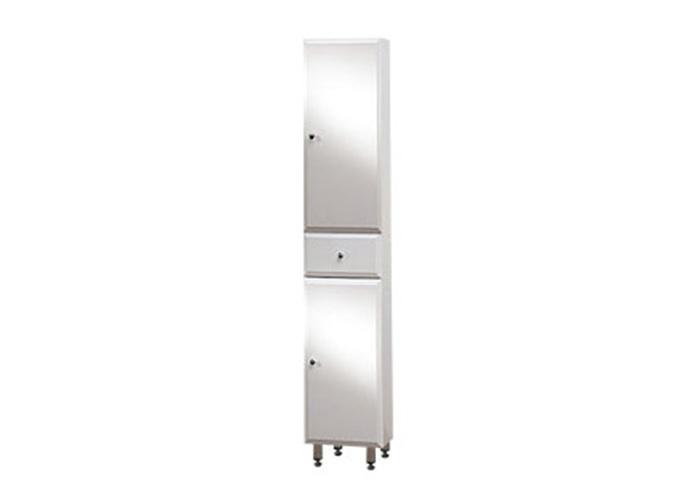 Well BEATA V 170 ZV P W50864 Koupelnová skříňka vysoká plná, závěsná s nožičkami, pravá