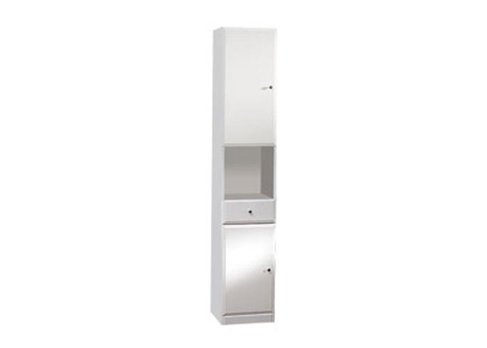 Well BEATA V 32 L W50838 Koupelnová skříňka vysoká, sokl, levá