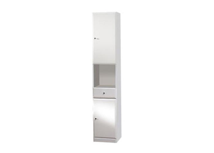 Well BEATA V 32 P W50837 Koupelnová skříňka vysoká, sokl, pravá