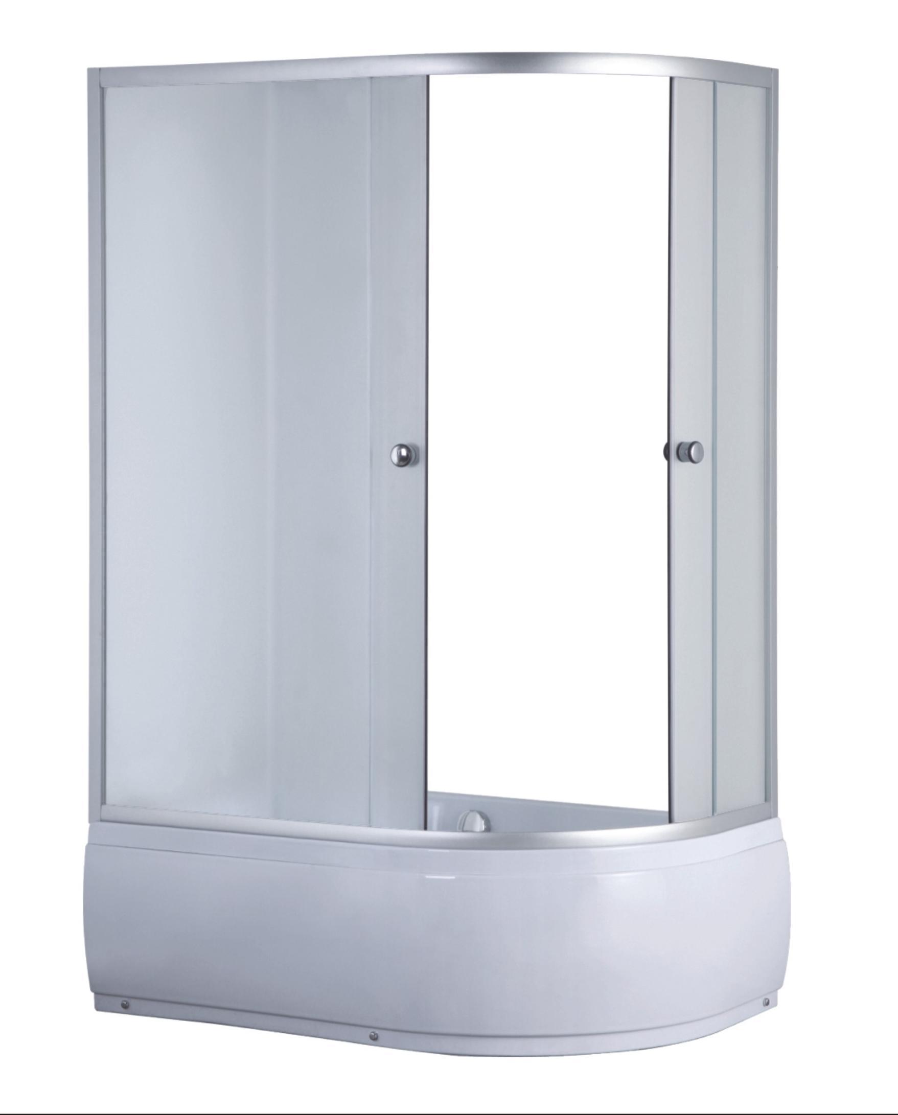 Well DURHAM 120 L W53327 sprchový kout s vysokou vaničkou