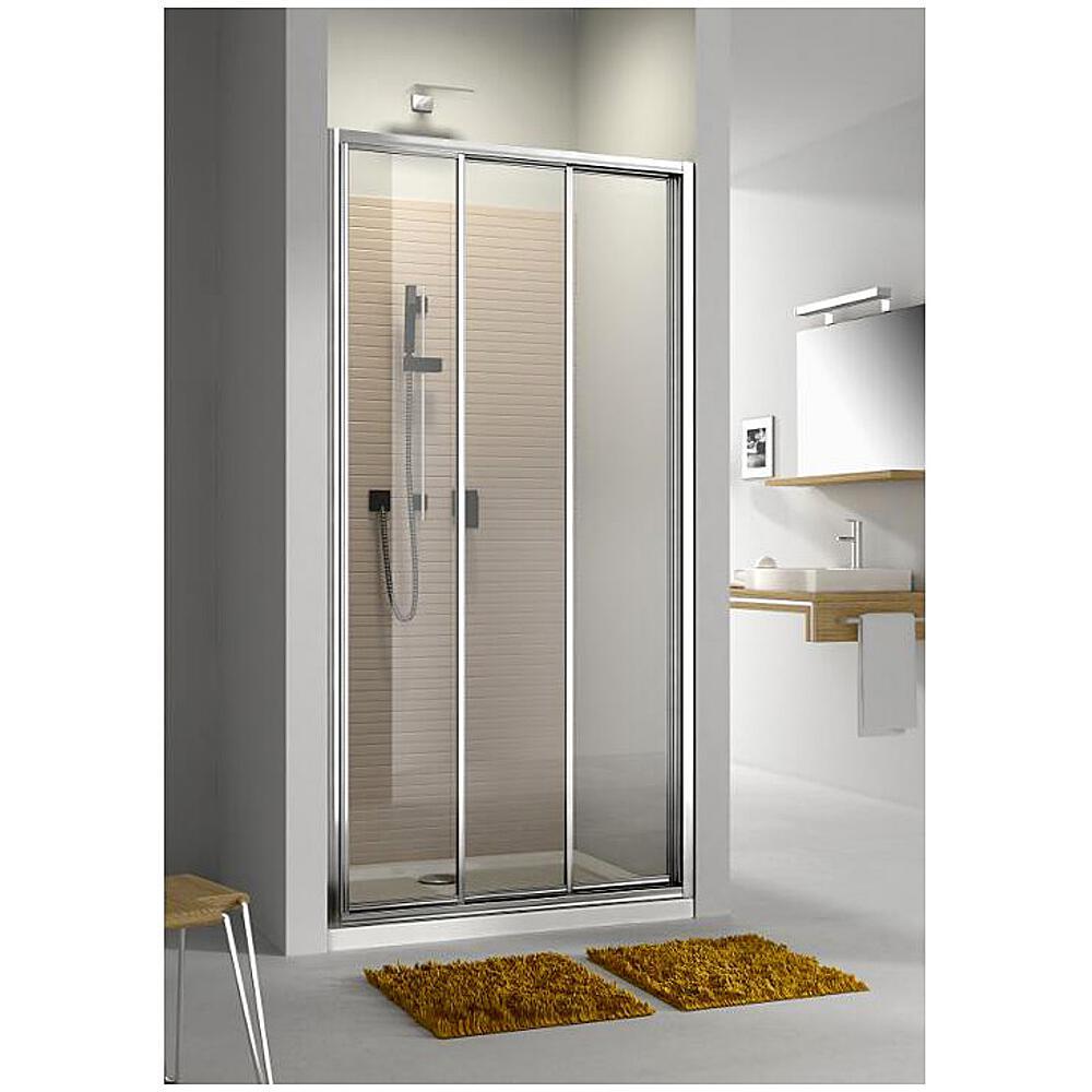 Well NATALI 90 W48837 Sprchové dveře do niky