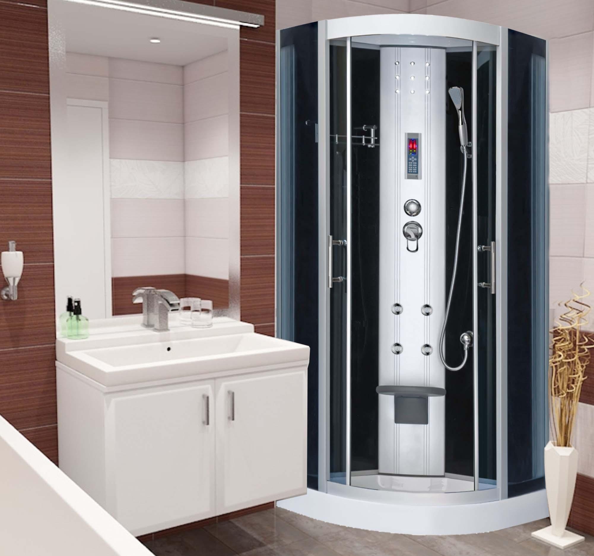 Well PENNY 90 W48922 sprchový masážní box