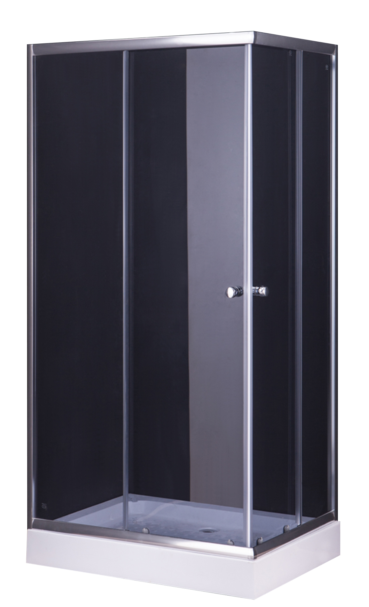 Well TRENTO 100x70 W52550 Sprchový kout s nízkou vaničkou