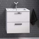 MAMBO 60 Koupelnová skříňka s umyvadlem, bílá