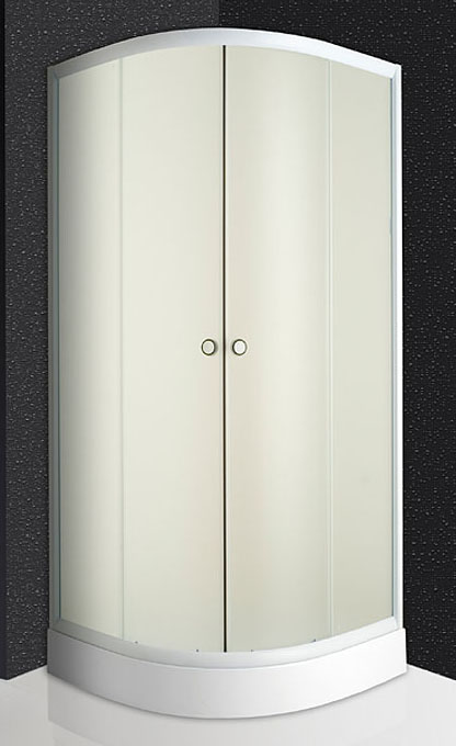 MIKE 80 NEW Arttec Sprchový kout s nízkou vaničkou - SHARK série