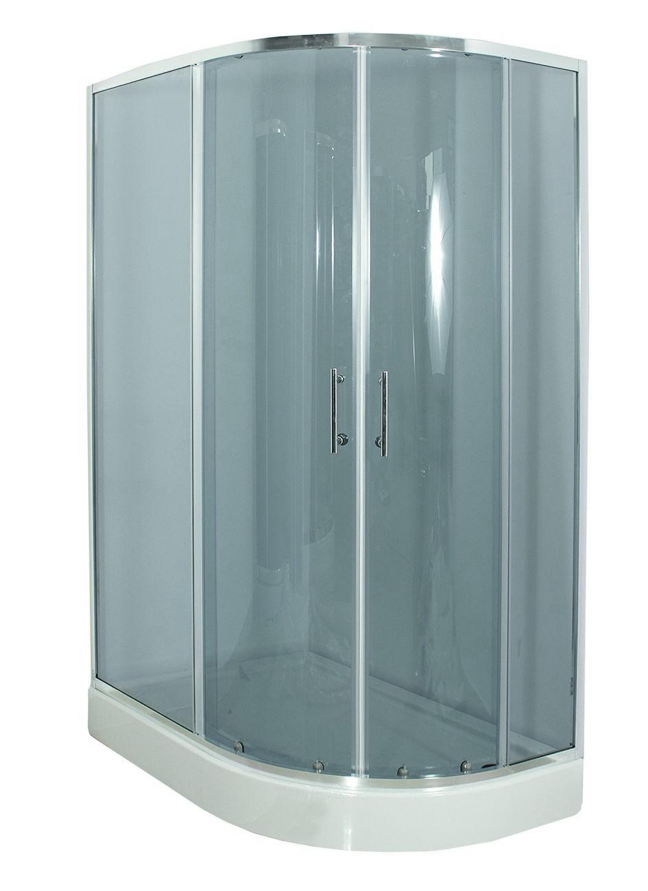 Well RAVENA 100 L W52508 sprchový kout s nízkou vaničkou