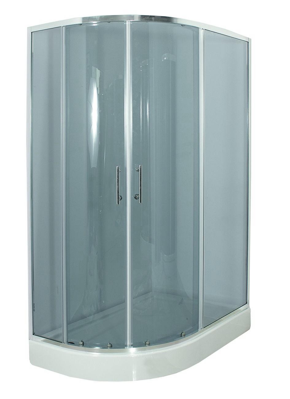 Well RAVENA 100 P W52527 sprchový kout s nízkou vaničkou