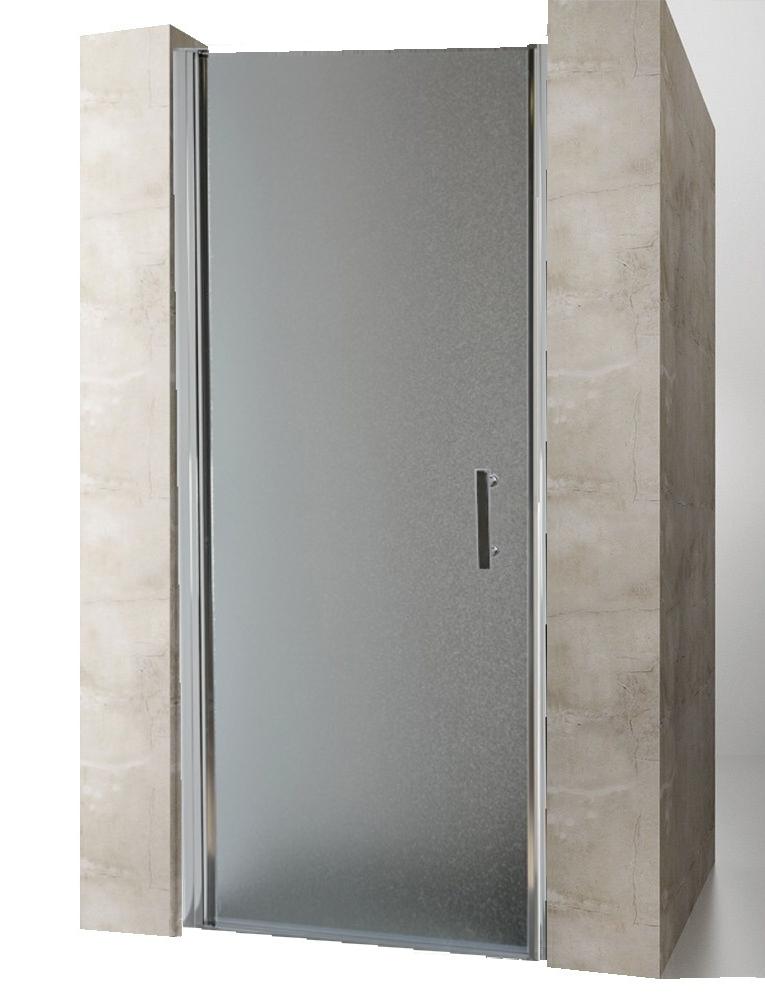 Well ALFA 90 Grape W49659 Sprchové dveře do niky