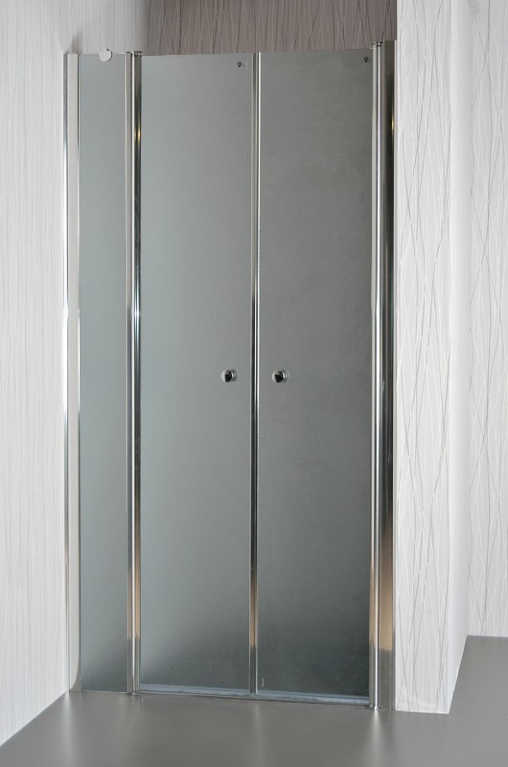 SALOON C10 Arttec Sprchové dveře do niky grape - 106 - 111 x 195 cm