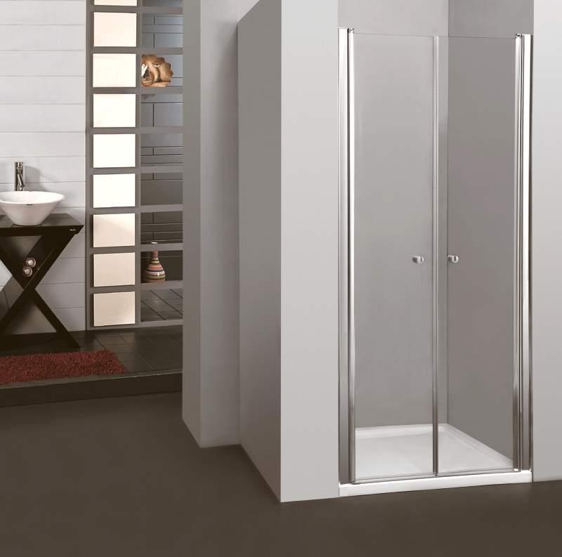 SALOON 90 clear NEW Arttec Sprchové dveře do niky