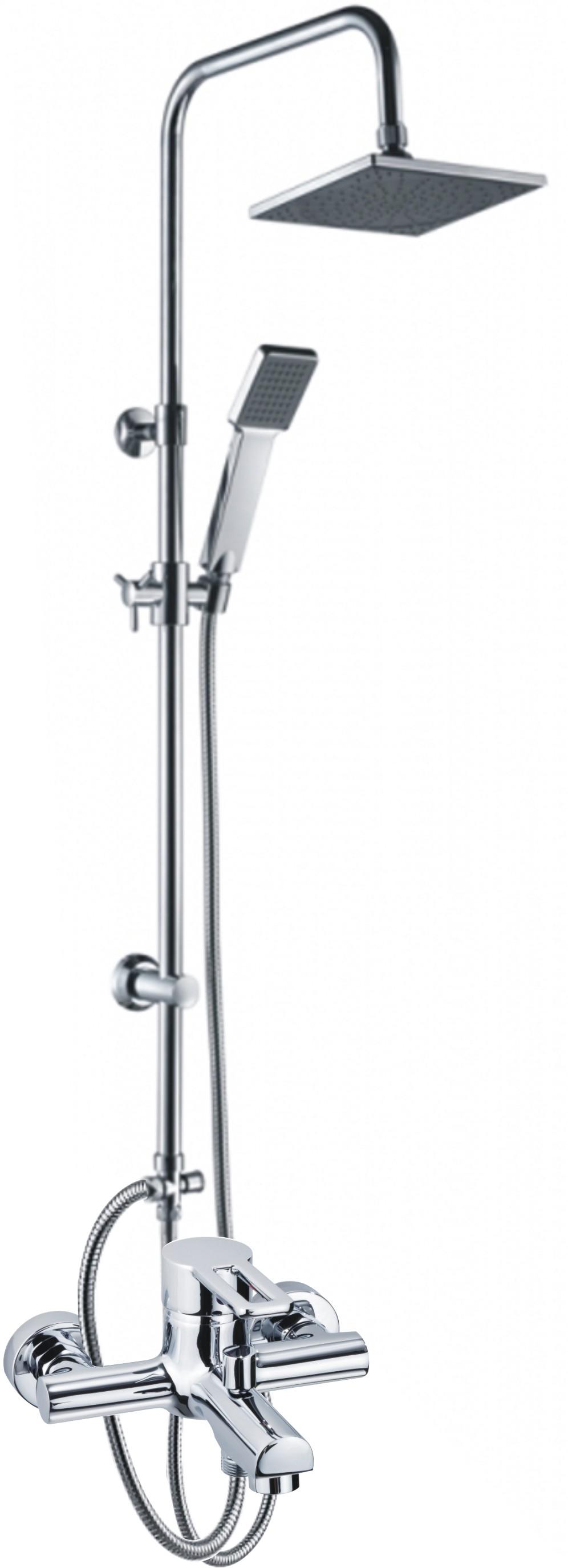 Well RELAX GRANDE W49604 Vanový sprchový set