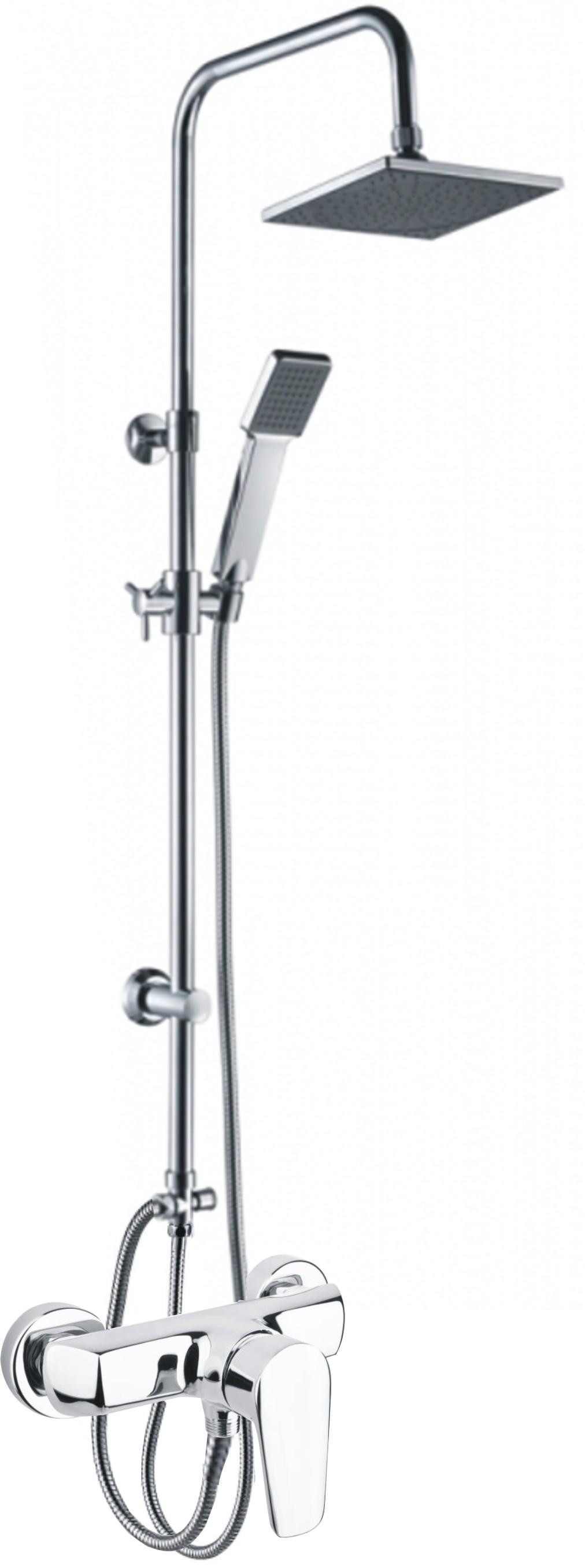 Well RELAX RAPID W52504 Sprchový set se sprchovou baterií