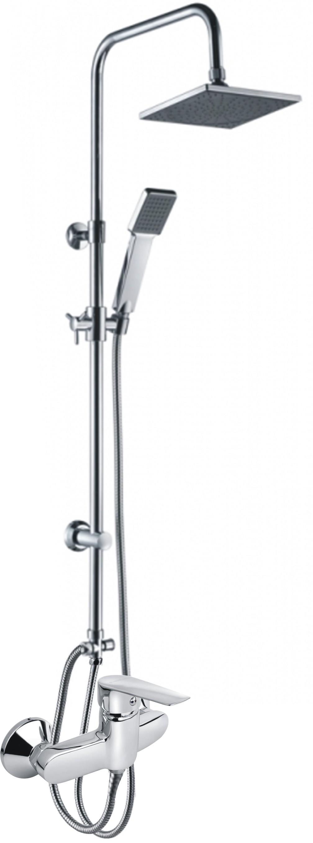 Well RELAX VIOLENT W52501 Sprchový set se sprchovou baterií