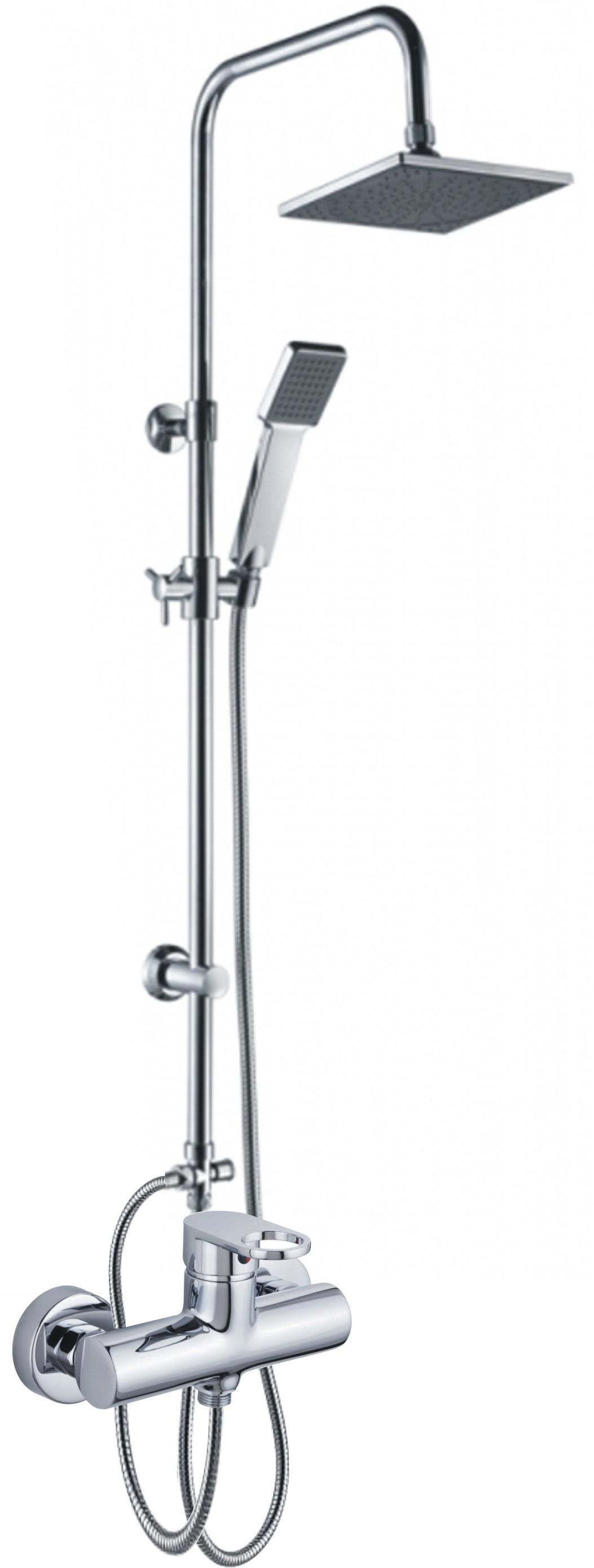 Well RELAX WALZE W49774 Sprchový set se sprchovou baterií