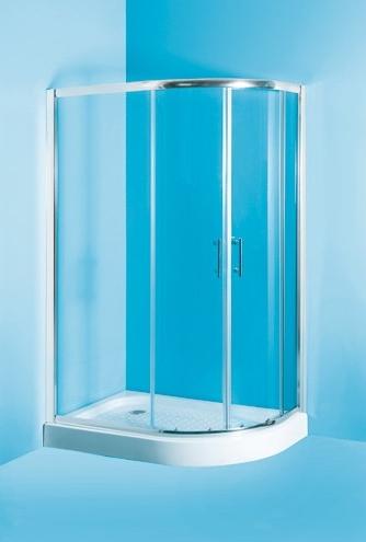 IBIZA ll 100x80 Levý Olsen-Spa sprchový kout